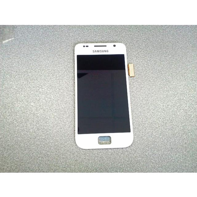 Display Touch Screen Bianco  i9000 i9001 Samsung Galaxy S S Plus  Più Biadesivo + Custodia Omaggio